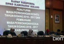 Raperda Kabupaten Serang
