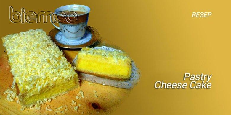Resep Bolu Cheese Cake Jepang: Resep Pastry Cheese Cake