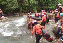 River Tubing Cipasauran