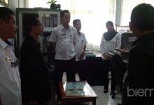 Photo of Penilaian, KIP Banten Datangi Dishubkominfo Kabupaten Serang