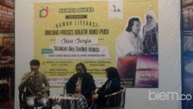 Photo of Soni Farid Maulana dan Heni Hendrayani: Dari Puisi ke Luar Negeri