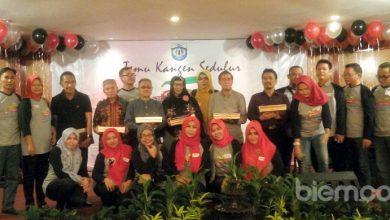 Photo of Reuni Perak '92 SMAN 2 Kota Serang, Deni Arif Hidayat: Ajang Melebur Kekhilafan di Masa Lampau