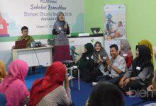 Photo of Sambut Ramadhan, Relawan Dompet Dhuafa Belajar Teknik Fundraising