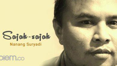 Photo of Sajak-sajak Nanang Suryadi