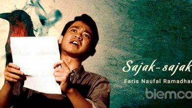 Photo of Sajak-sajak Faris Naufal Ramadhan
