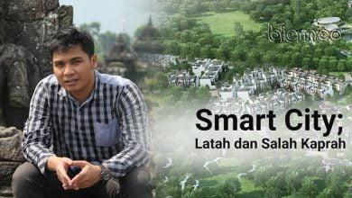 Photo of Smart City; Latah dan Salah Kaprah