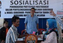 Photo of KPU Kota Serang Gelar Sosialisasi Pilgub ke Masyarakat Nelayan