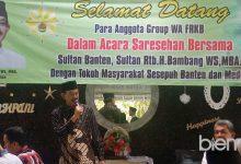 Photo of Sultan Rtb. Bambang WS: Saya Sedih Melihat 'Maqbaroh' di Kawasan Kesultanan Banten
