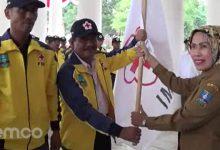 Photo of Pelepasan Relawan PMI Kabupaten Serang, Ini Harapan Ratu Tatu Chasanah