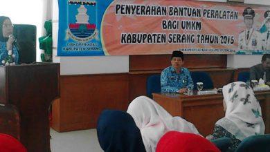 Photo of 145 Pelaku UMKM Kabupaten Serang Diberi Bantuan