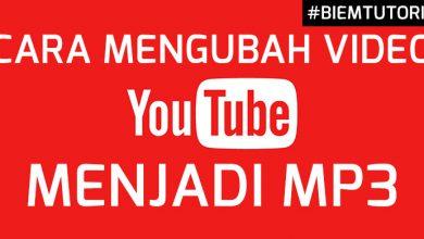 Photo of Tutorial Mengubah Video YouTube Menjadi Mp3, Mudah dan Cepat!