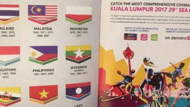 Photo of Bendera Indonesia Terbalik pada Buku Panduan Pembukaan Sea Games 2017, Tagar Shame On You Malaysia Menjadi Trending Topic