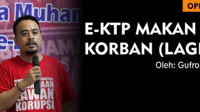 Photo of Gufroni: e-KTP Makan Korban (Lagi)