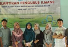 Photo of Perluas Jejaring Alumni dan Kokohkan Silaturahmi, Ilmany Pusat Lantik Ilmany Korwil Bogor