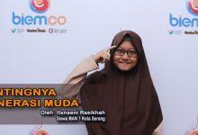 Photo of Itsnaeni Rasikhah: Pentingnya Generasi Muda
