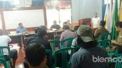 Photo of Gelar Rakor, KONI Kota Serang Mulai Monitoring Pelatkot Pekan Ketiga Bulan Ini
