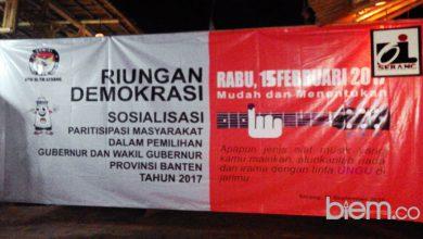 Photo of KPU Kota Serang Gelar Sosialisasi Bertajuk Riungan Demokrasi