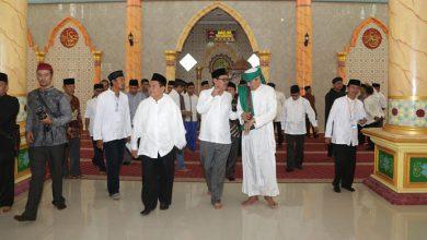Photo of Masjid Baitul Muttaqien Beji Diresmikan, Sekda: Ini Dokumentasi Sejarah KH Wasyid