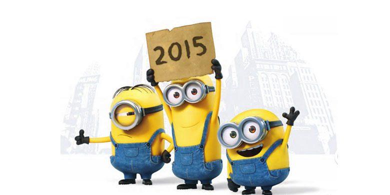 Wow Si Kuning Bob Bilang Terima Kasih Di Minions 2015 Kok Bisa Biem Co