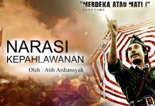 Photo of Atih Ardiansyah: Narasi Kepahlawanan