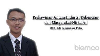 Photo of Edi Ramawijaya Putra: Perkawinan Antara Industri Kebencian dan Masyarakat Nirkabel
