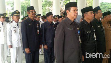 Photo of Isi OPD Baru, Puluhan Pejabat Pemkab Serang Dilantik