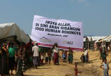 Photo of Awal November, TIM Aksi Cepat Tanggap (ACT) akan Bangun 1000 Hunian untuk Pengungsi Rohingya