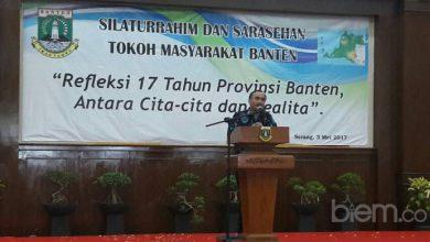 Photo of Refleksi 17 tahun Provinsi Banten, Antara Cita-cita dan Realita