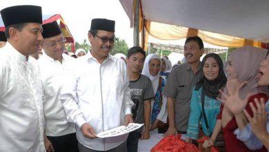 Photo of Sekda Banten Hadiri Peringatan Isra Miraj 2016