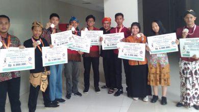 Photo of Siswa SMAN 1 Cilegon Raih 11 Medali Perak OSN