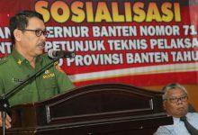 Photo of Sekda Janji Penuhi Usulan Kabupaten dan Kota di Banten