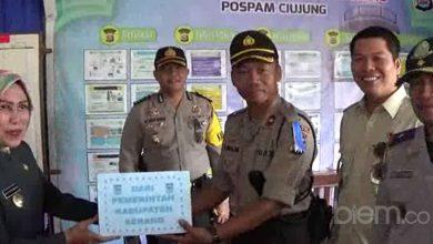 Photo of Bupati Serang Pantau Posko Mudik Lebaran
