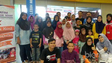 Photo of Luaskan Kebermanfaatan, Yatim Mandiri Banten Adakan Baksos Layanan Kesehatan Gratis dan Donor Darah