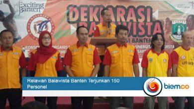 Balawista Banten.