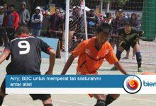 Photo of Bina Bangsa Cup V, Ajang Mempererat Tali Silaturahmi Atlet Pelajar di Banten