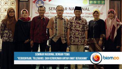 Photo of Tokoh Bicara Toleransi dalam Seminar Nasional