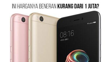 Photo of Dengan Spesifikasi Mumpuni, Xiaomi Redmi 5A Dibandrol Kurang dari 1 Juta