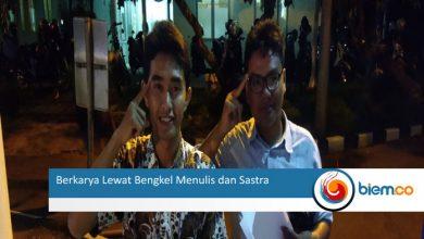 Photo of Berkarya Lewat Bengkel Menulis dan Sastra