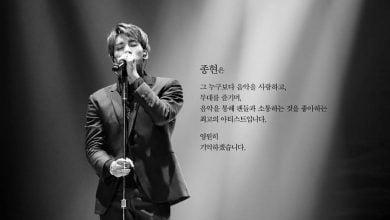 Photo of Jonghyun SHINee Meninggal Dunia, Shawol Berduka