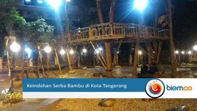 Photo of Keindahan Serba Bambu di Kota Tangerang