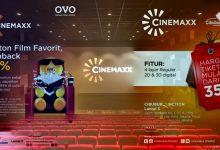 Photo of Cinemaxx Hadirkan Maxximum Movie Experience dengan Bioskop Terbaru di Cibubur Junction