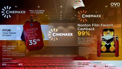 Photo of Cinemaxx Hadirkan Maxximum Movie Experience dengan Bioskop Terbaru di Kalibata City