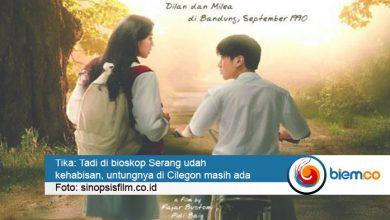 Photo of Hari Pertama Rilis, Film 'Dilan 1990' Diserbu Penonton