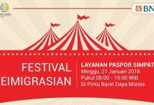 Festival Keimigrasian.