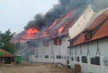 Photo of Hari Ini! Bangunan Utama Museum Bahari Terbakar