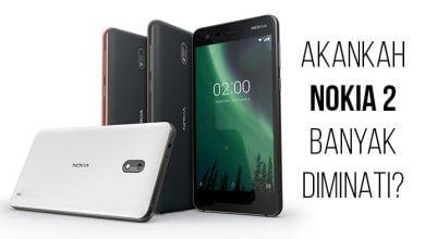 Photo of Resmi Rilis, Akankah Nokia 2 Banyak Peminat?