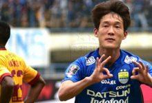 Photo of Oh In Kyun Cetak Gol, Persib Bandung Unggul 1-0 Atas Sriwijaya FC
