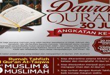 Rumah Tahfizh Nurul Qur'an At-Taqwa Tangerang