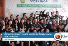 Sales Pesona Banten