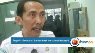 Gempa Banten